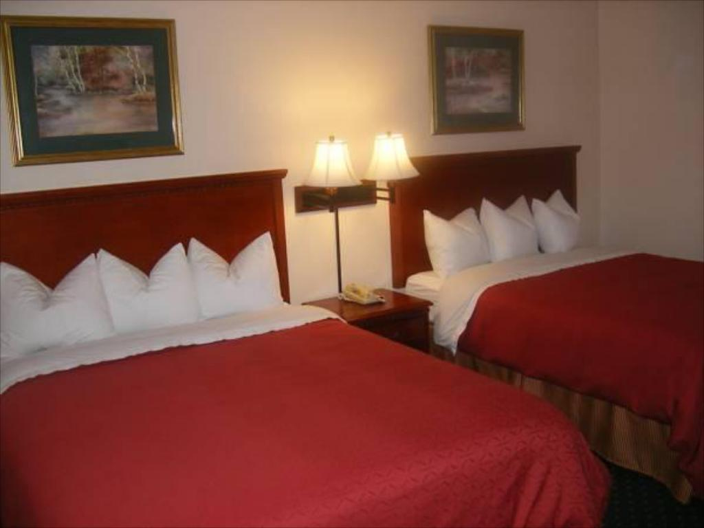 Padrão Cama Queen - Cama Country Inn and Suites Knoxville I 75 North (La Quinta Inn & Suites Knoxville North I-75)