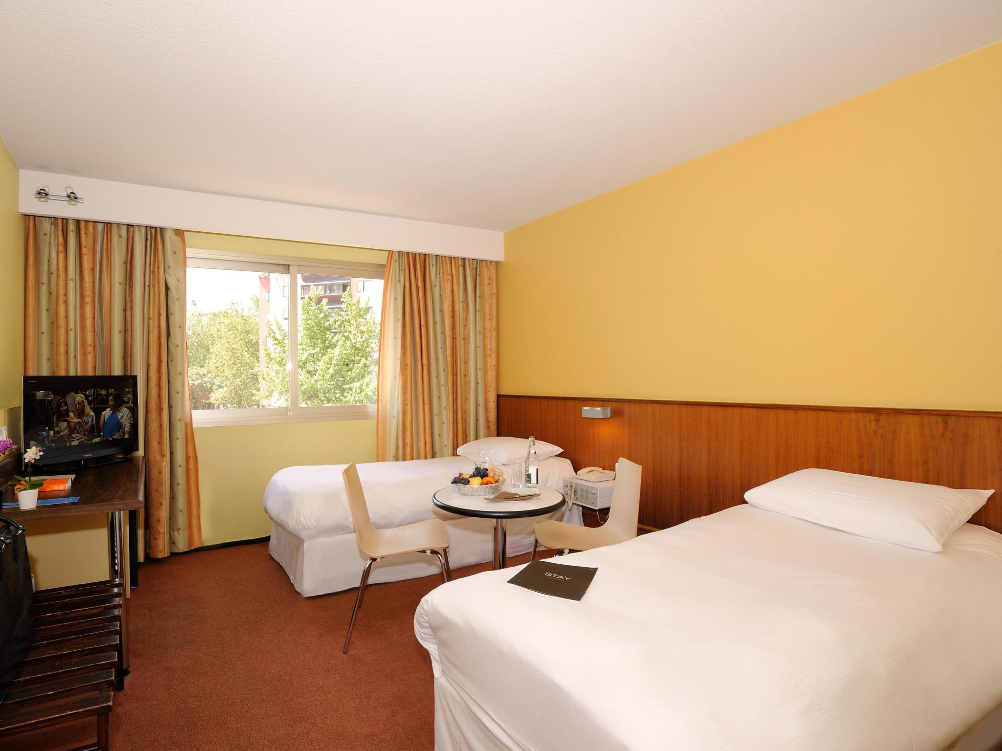 Stopover Package - Comfort Double Room