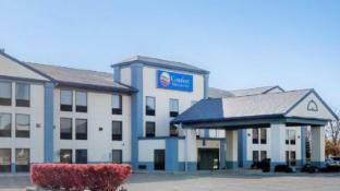 Comfort Inn And Suites Maumee Toledo I80 90
