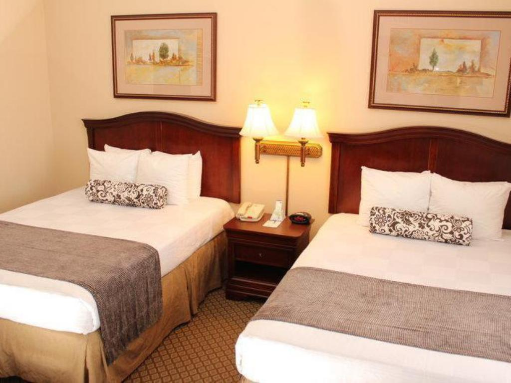 2 queen Beds Non Smoking - Bed Quality Inn & Suites Robstown