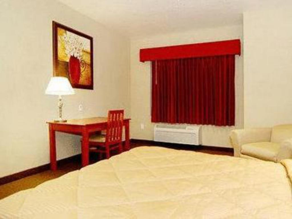 1 Bedroom King Suite - Guestroom Comfort Inn at Convention Center Saint George