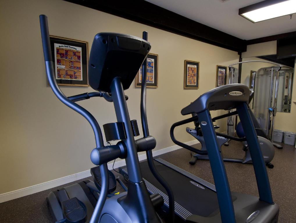 Fitness center Abercorn Inn