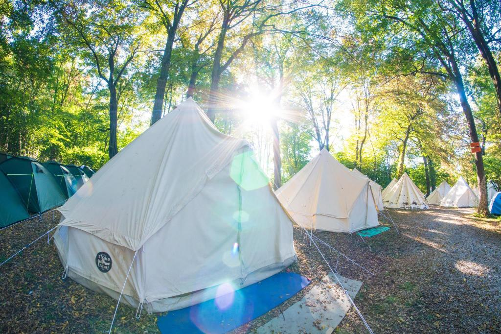 Tepee Pamplona All-Inclusive Camping