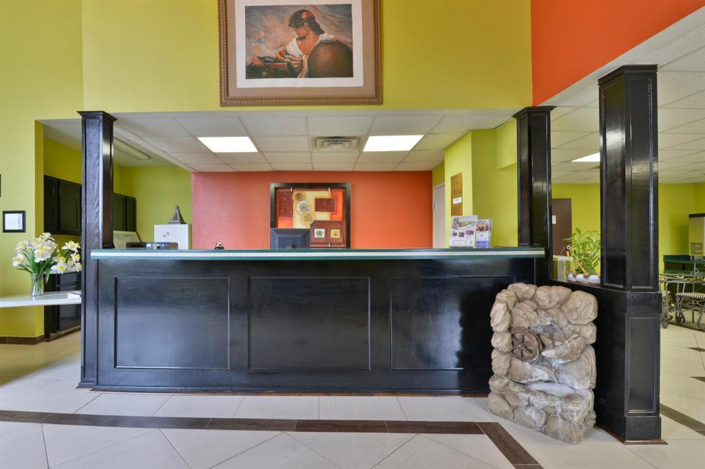 Lobby Americas Best Value Inn & Suites - Haltom City, TX