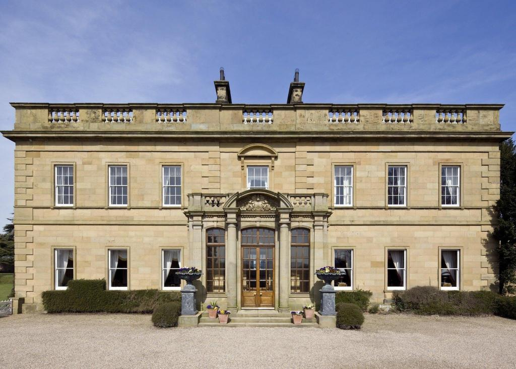 More about Rudby Hall