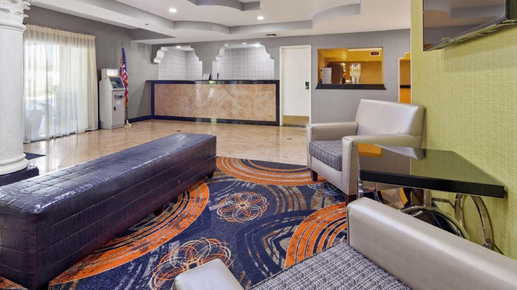 Lobby Best Western Southside Hotel and Suites