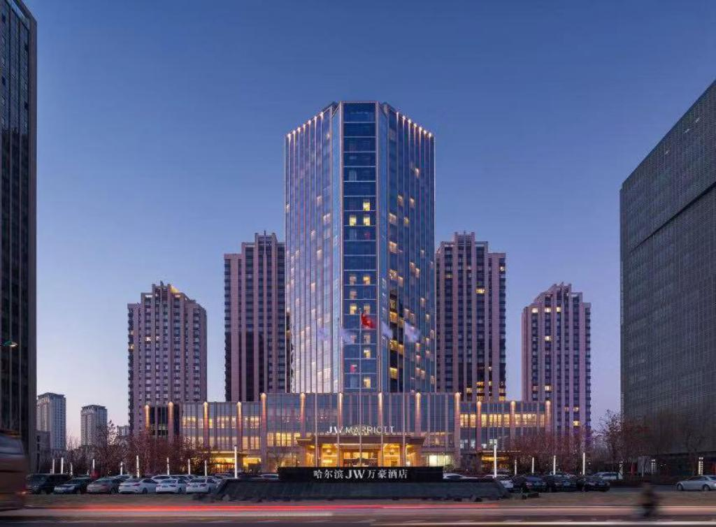 More about JW Marriott Hotel Harbin River North
