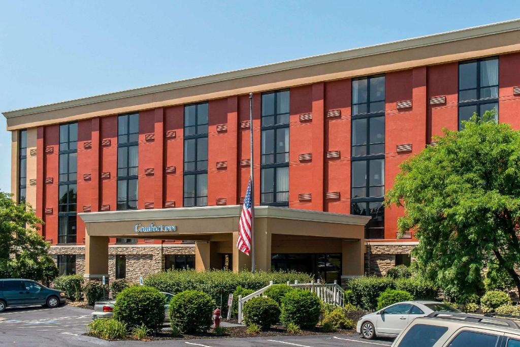 More about Comfort Inn Cranberry Twp.