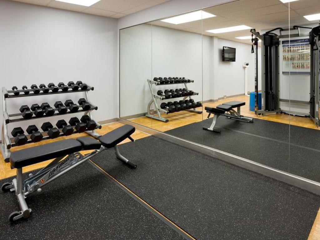 Fitnesscenter Holiday Inn Winnipeg - Airport West