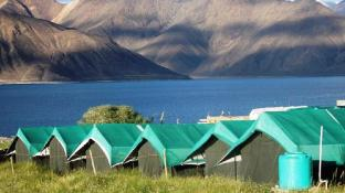 Pangong Delight Camp