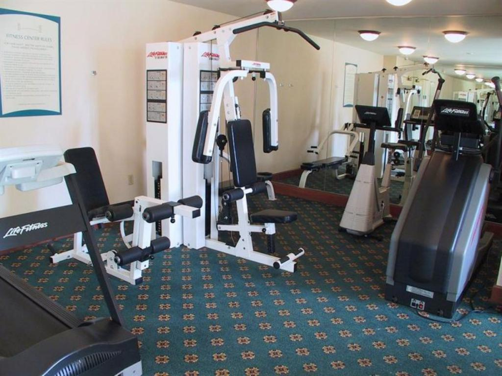 fitness centrum Staybridge Suites Toronto-Markham