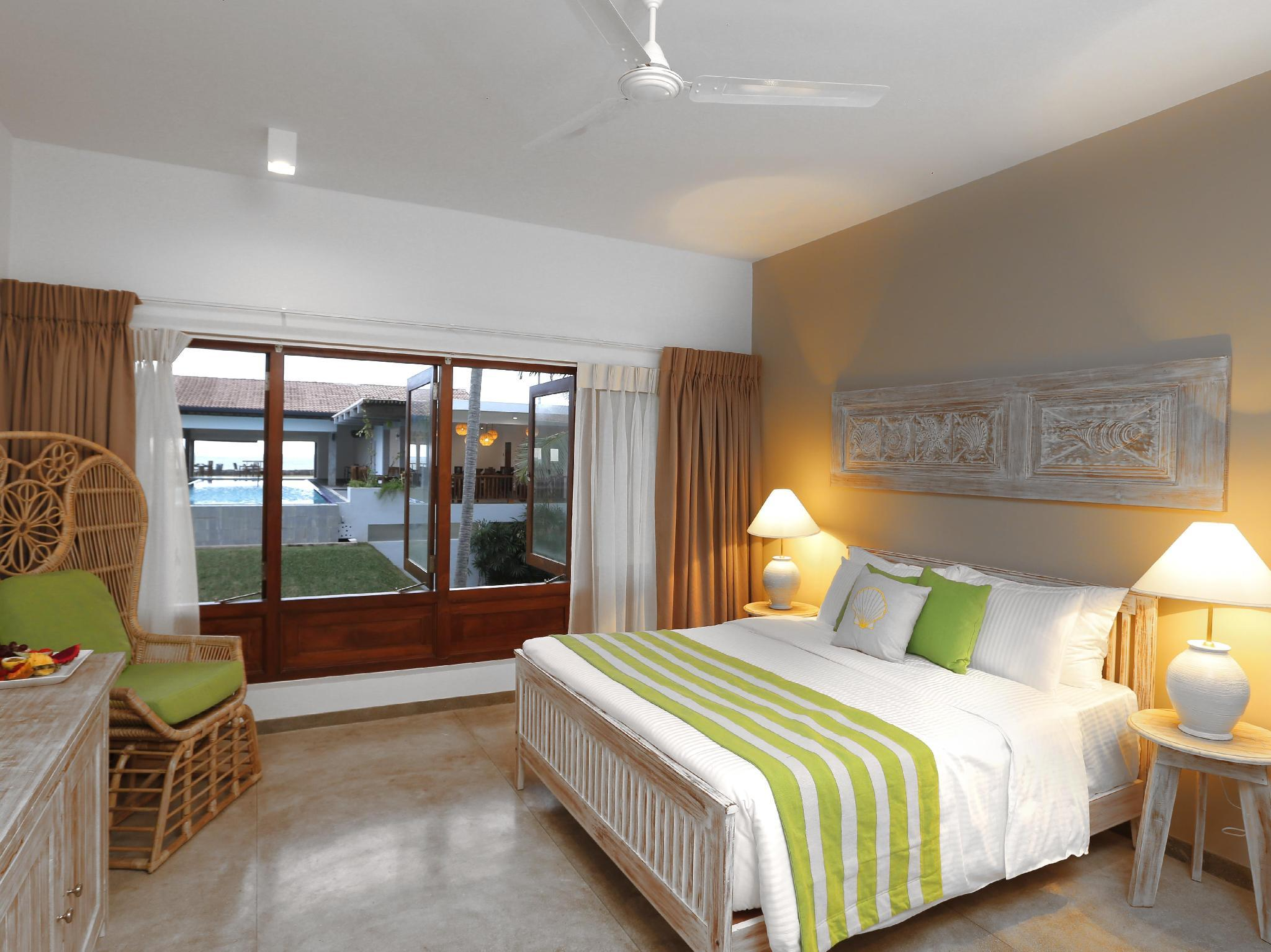 the beach boutique hotel pamunugama in negombo room. Black Bedroom Furniture Sets. Home Design Ideas