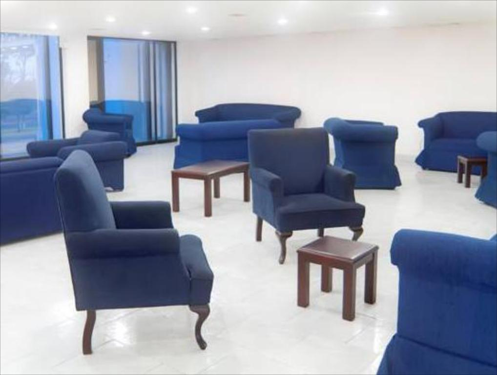 Lobby Holiday Inn Express Toluca