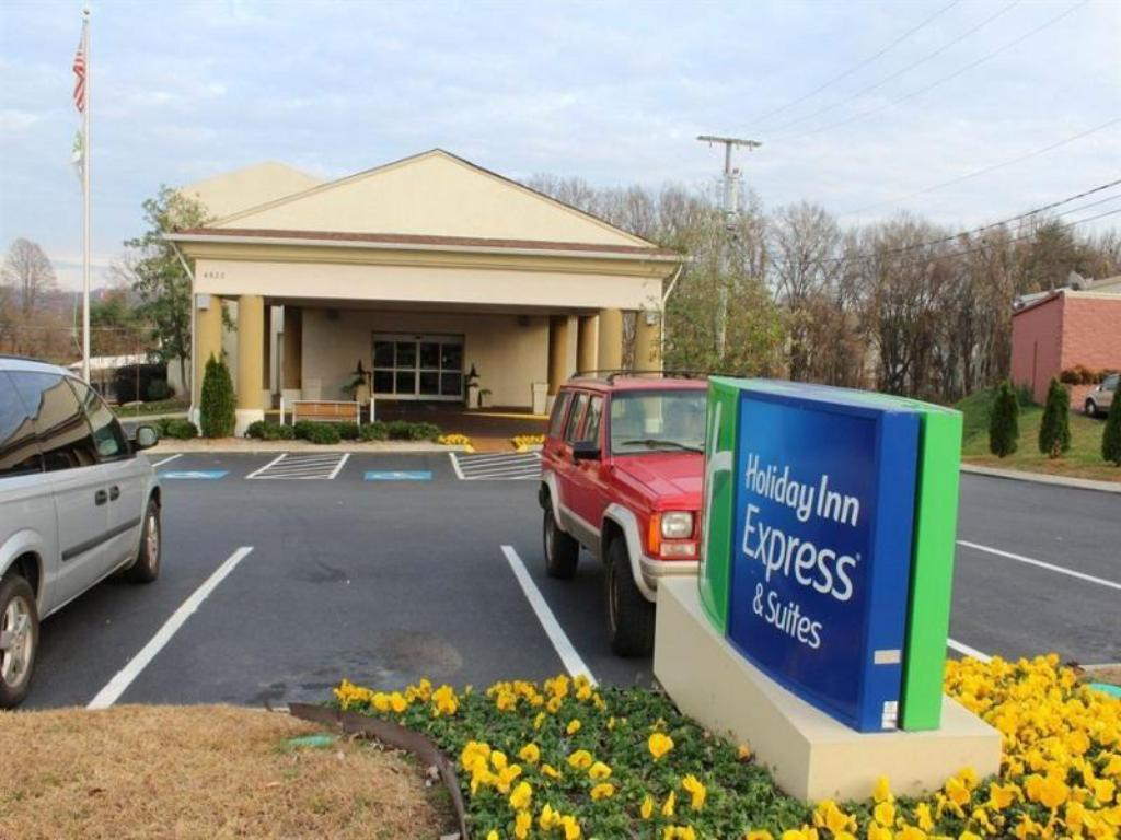 Holiday Inn Express Hotel Suites Chattanooga Hixson