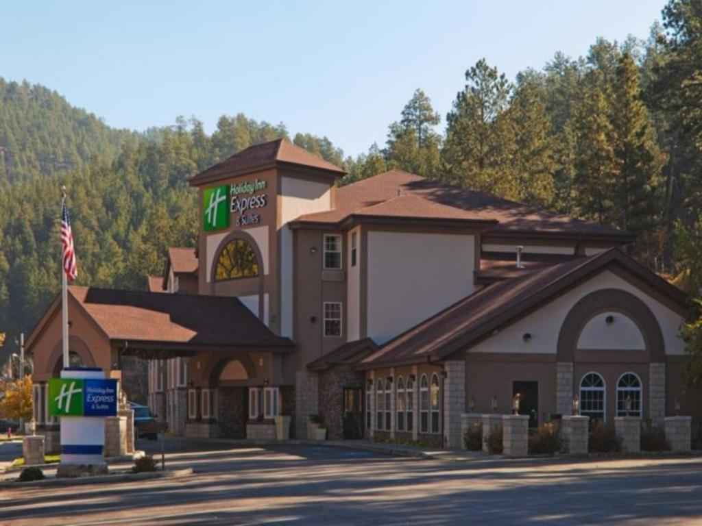 Holiday Inn Express Hotel And Suites Keystone