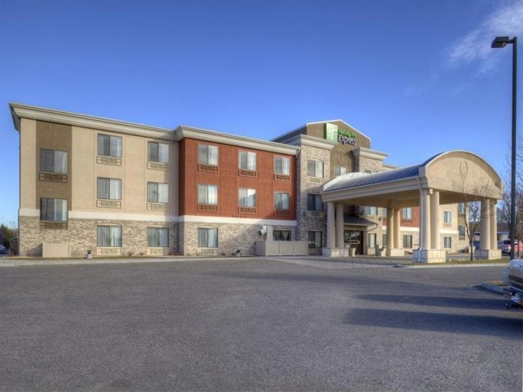 holiday inn express billings hotel in billings mt room. Black Bedroom Furniture Sets. Home Design Ideas