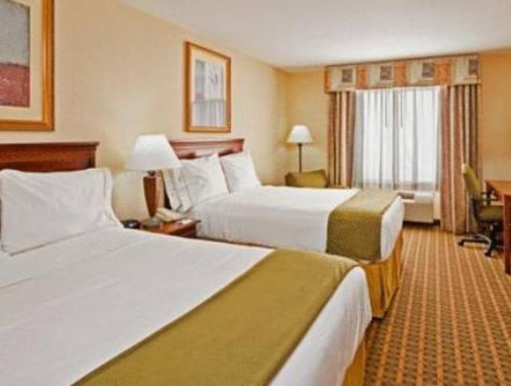 Standard - Bed Holiday Inn Express Hotel & Suites Meridian