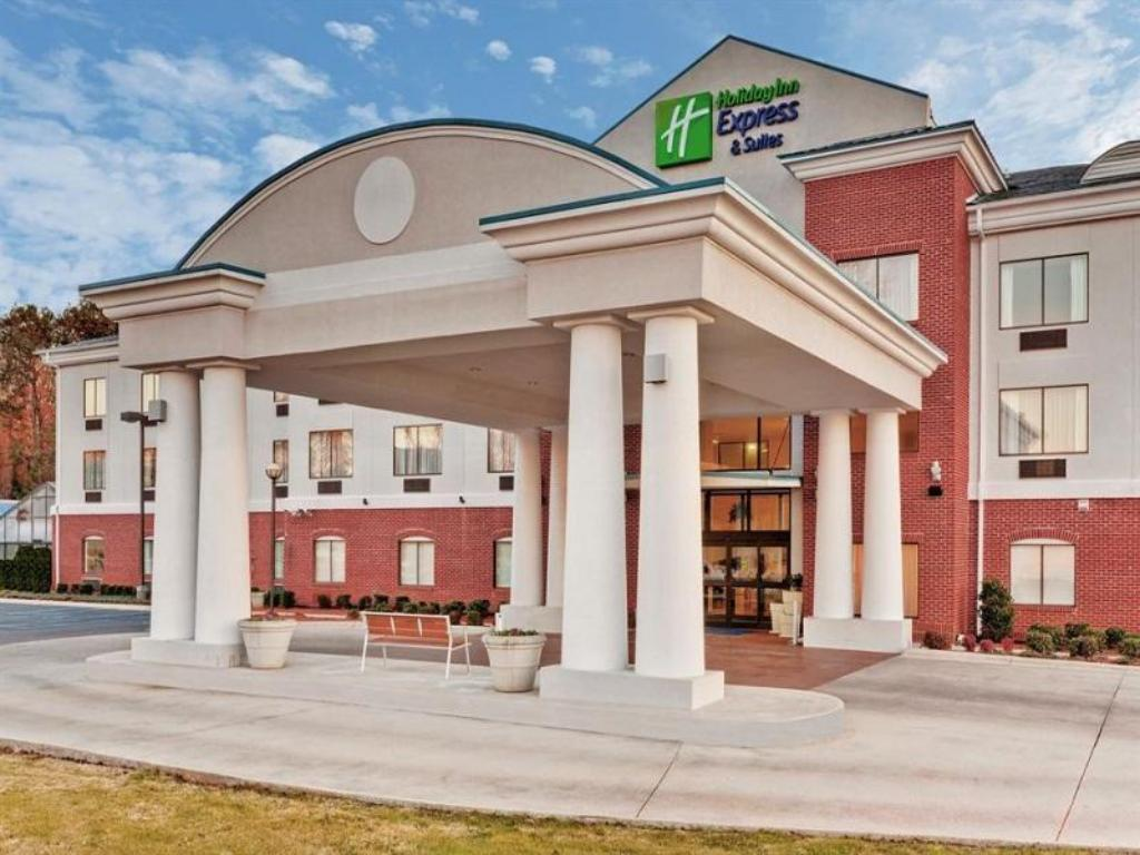 Holiday Inn Express Hotel & Suites Meridian