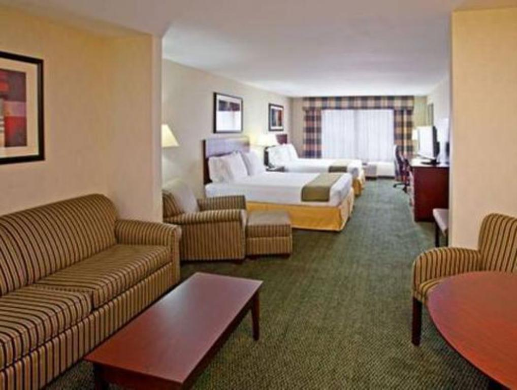 Standard - Guestroom Holiday Inn Express Radcliff Fort Knox