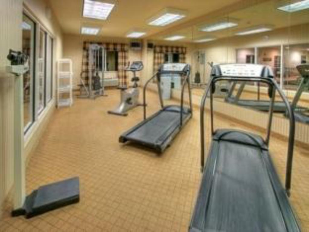 Fitness center Holiday Inn Express & Suites Alamogordo Highway 54/70