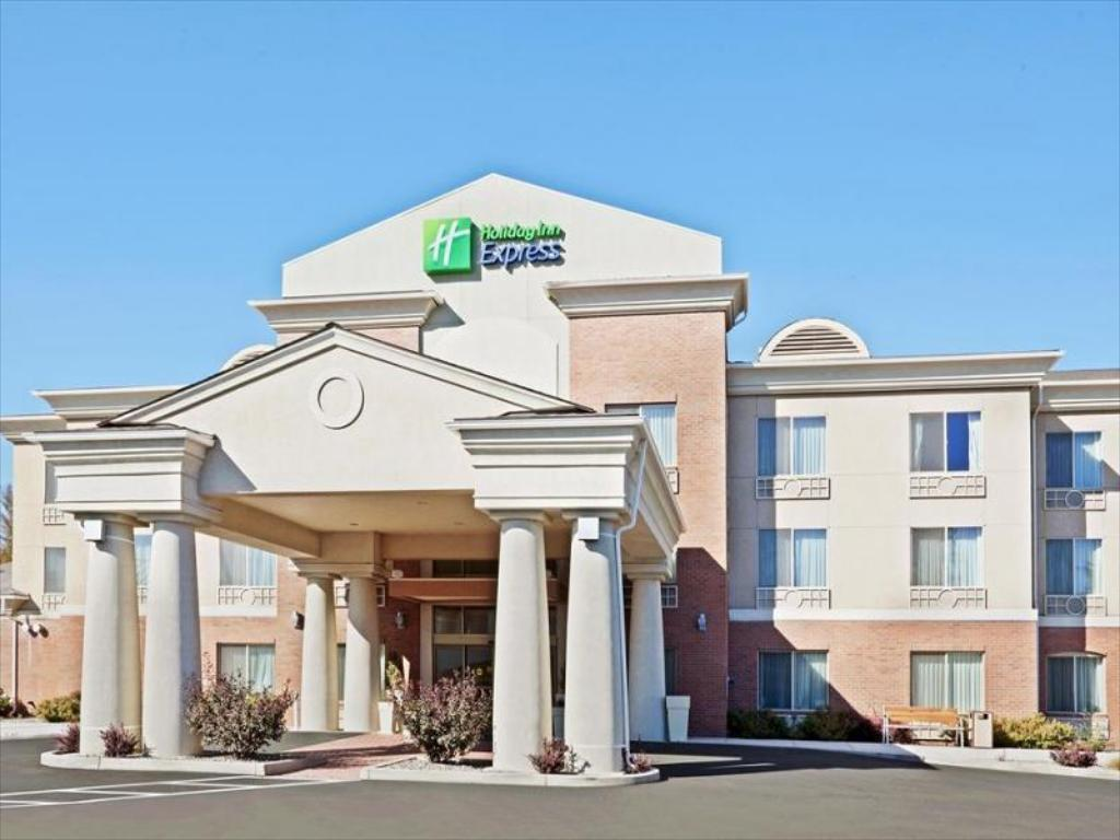 More About Holiday Inn Express Ellensburg