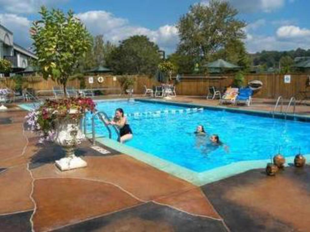 Swimmingpool Holiday Inn Mount Kisco-Westchester County