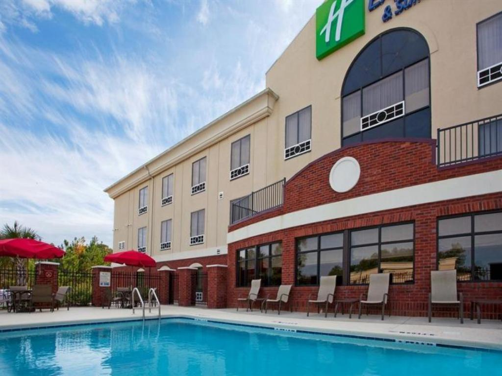 More About Holiday Inn Express Hotel Suites Quincy
