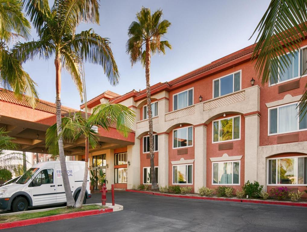 More About Best Western Plus Anaheim Orange County Hotel