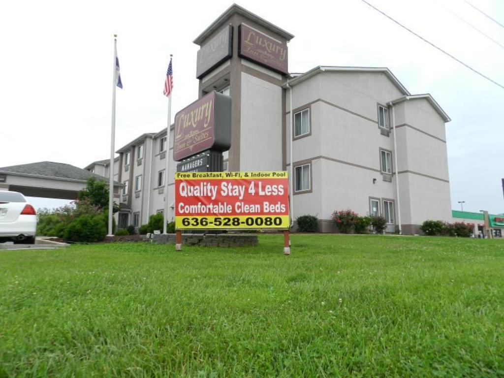 Luxury Inn Suites Hotel