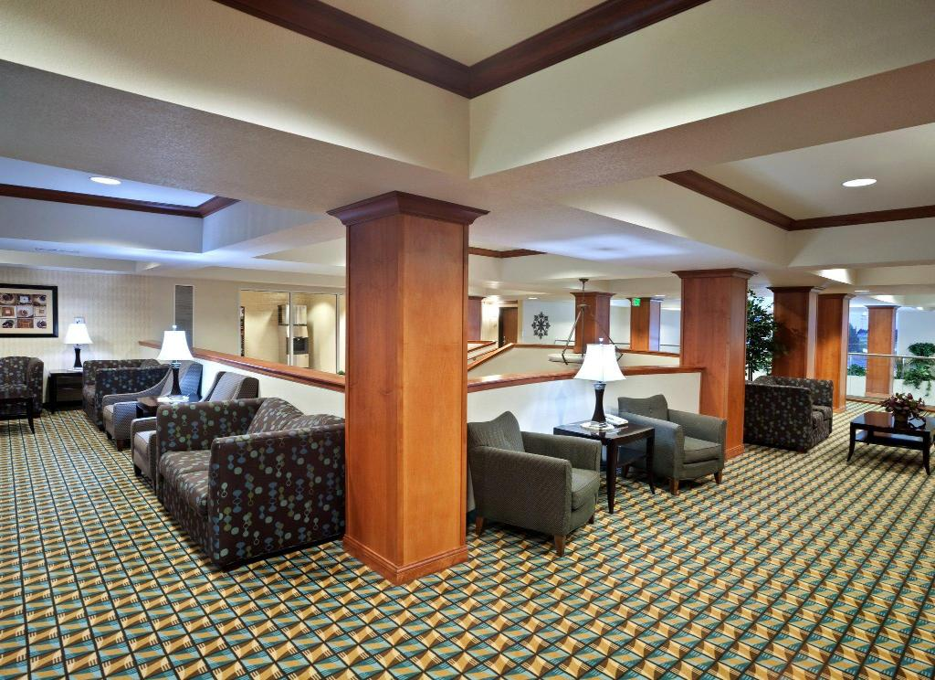 Lobby Holiday Inn Express Hotel & Suites Nampa