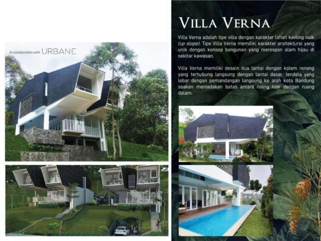 Best Price On Villa Verna AV4 In Bandung Reviews