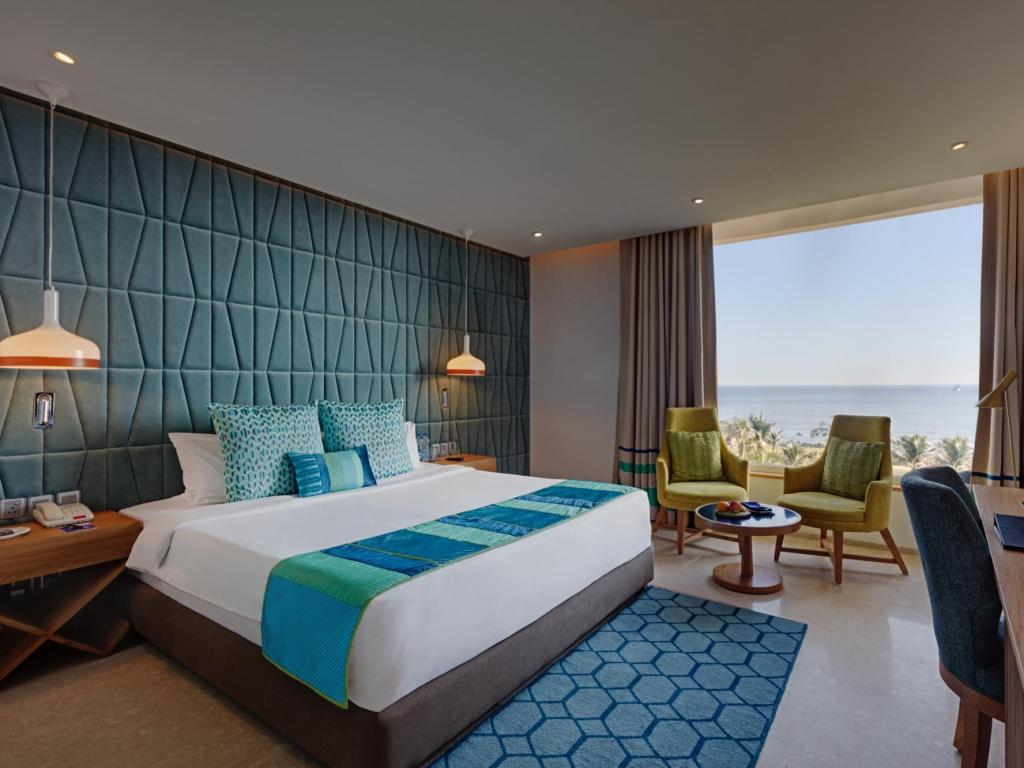 More About The Park Hotel Visakhapatnam