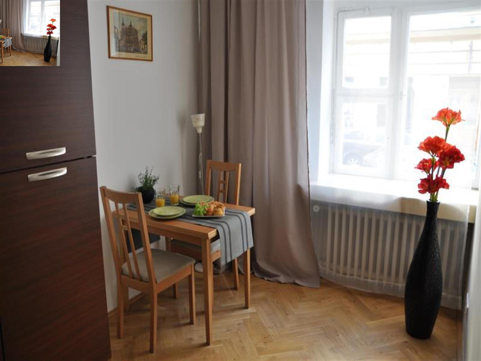 Apartemen (1-3 Dewasa) (Apartment (1-3 Adults))