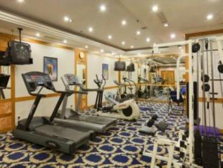 Fitness center Holiday Inn Downtown Shanghai