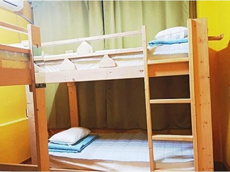 1 Bed in 4 Bedded Dormitory