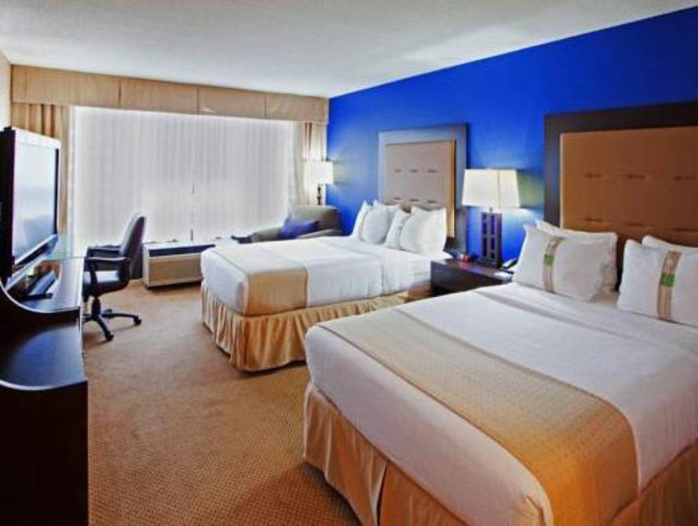 Standard Room Non-Smoking Holiday Inn Washington D.C. - Greenbelt Maryland