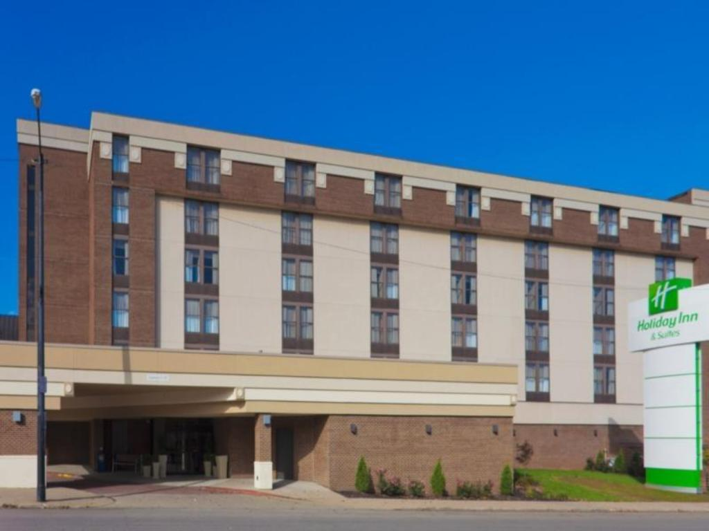 More About Holiday Inn Hotel Suites Mansfield Conference Center