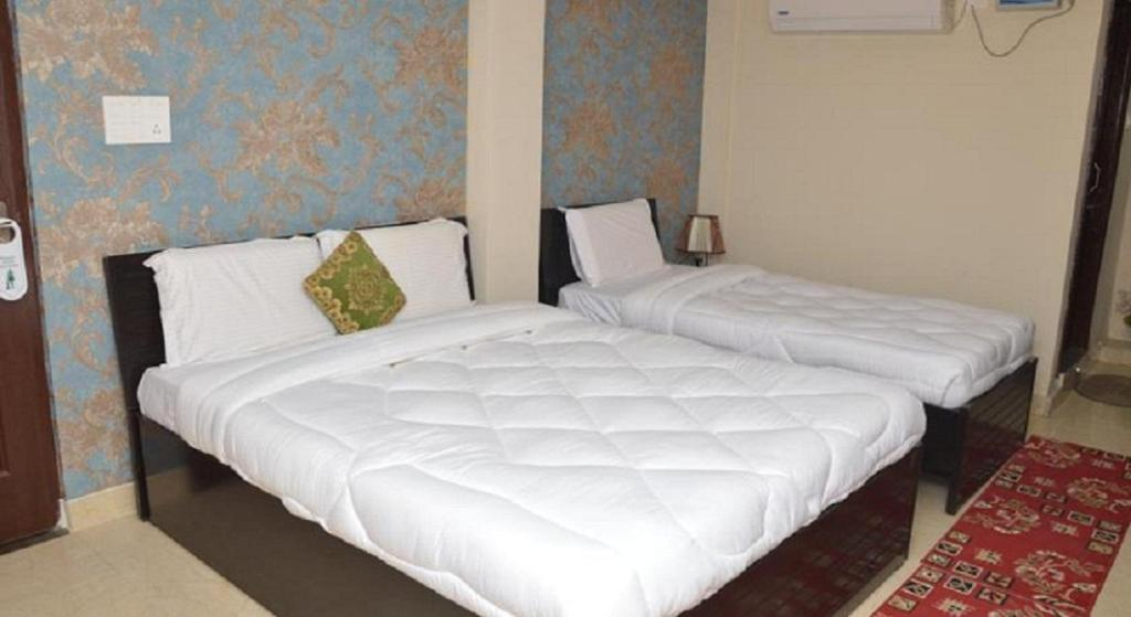 Executive Suite - Bed Hotel Park Inn