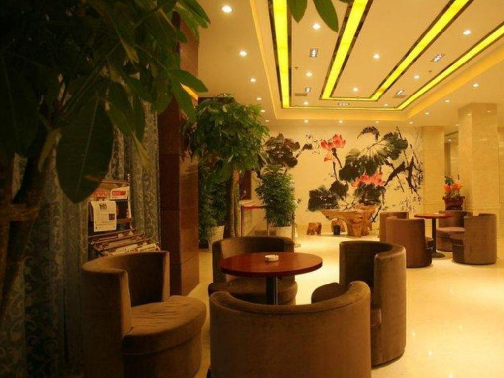 Лоби GreenTree Inn Anhui Bozhou Yaodu Road Business Hotel