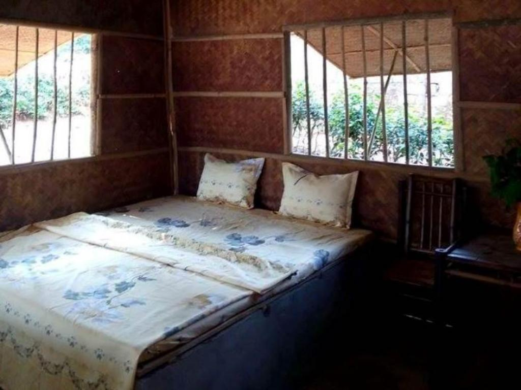 Double Room - Bed Family Homestay Bavi