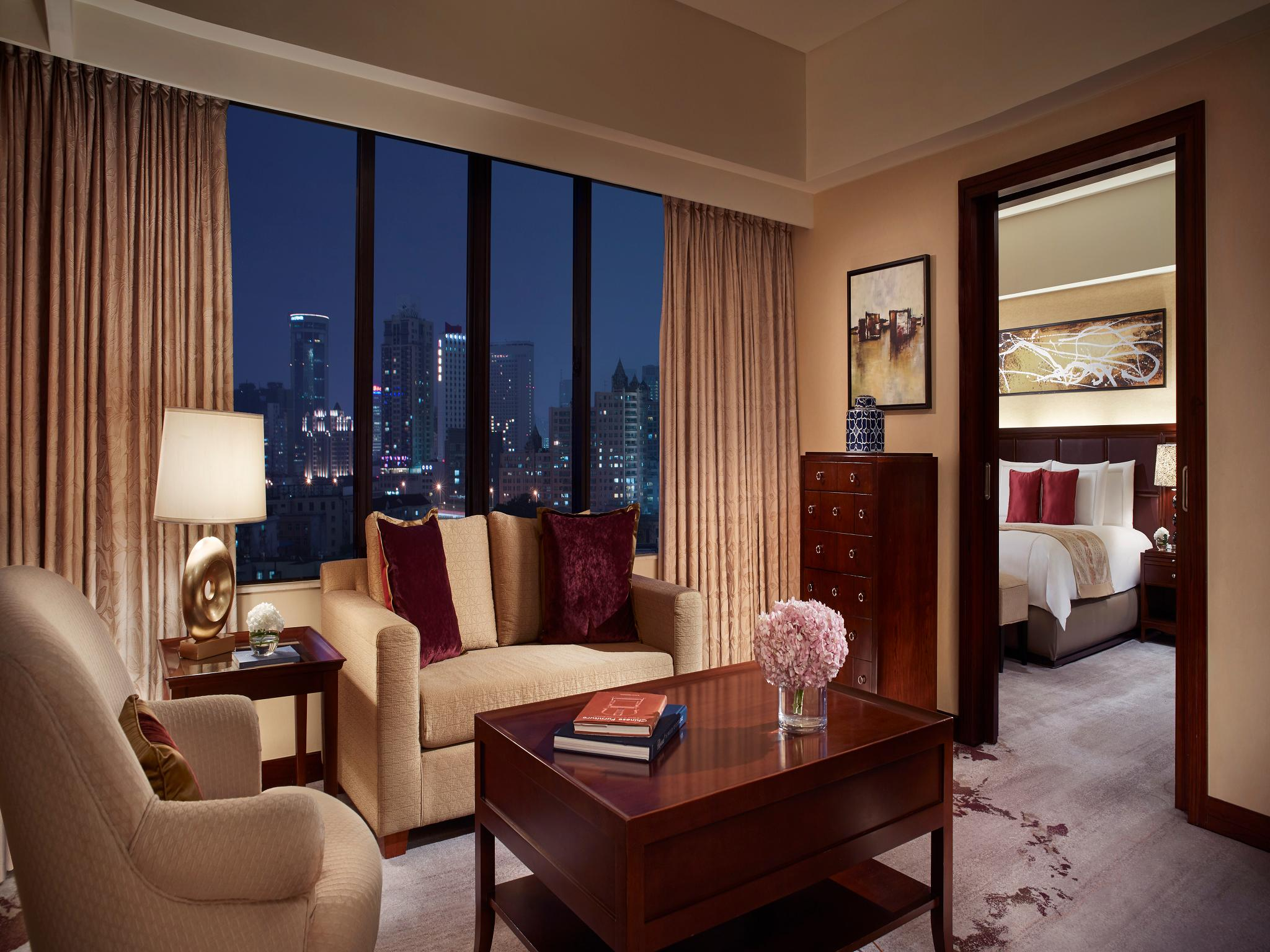 Club Premier Suite, Club level, 1 Bedroom Suite, 1 King