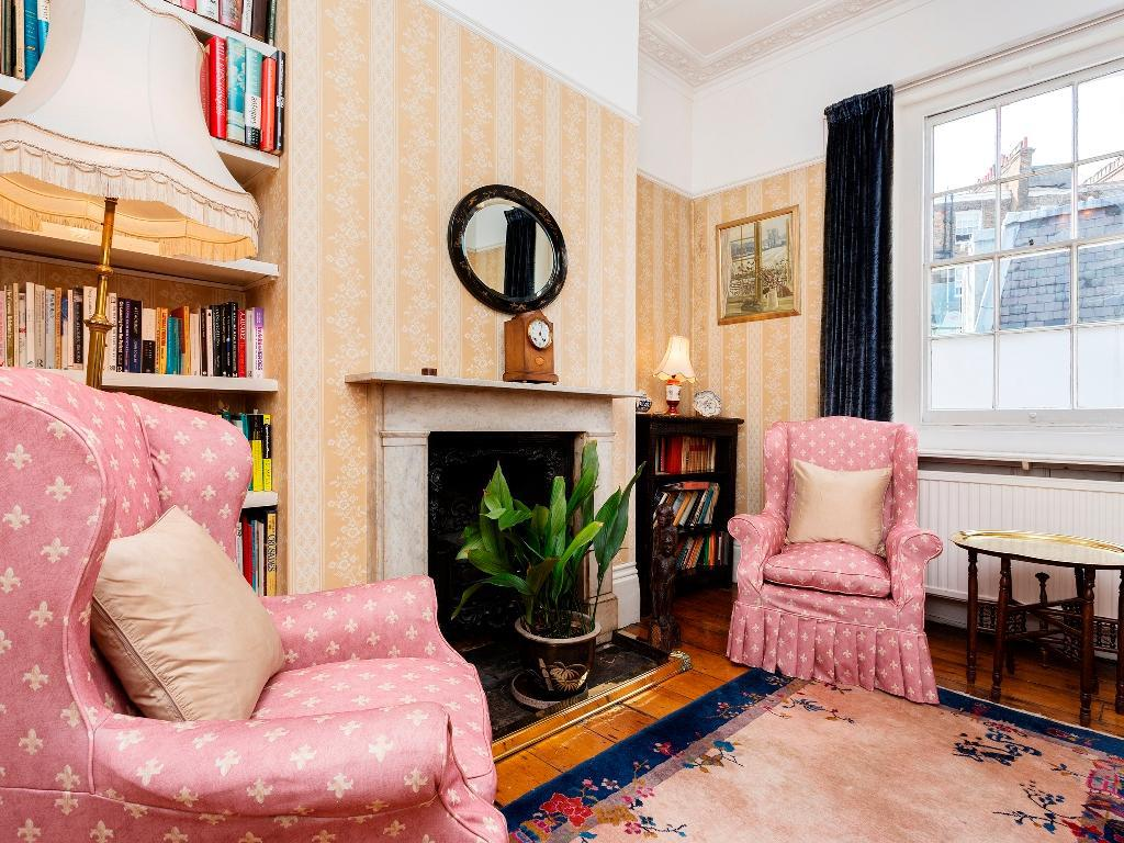 Vista interior Veeve  Traditional 4 Bed House Warwick Way Pimlico
