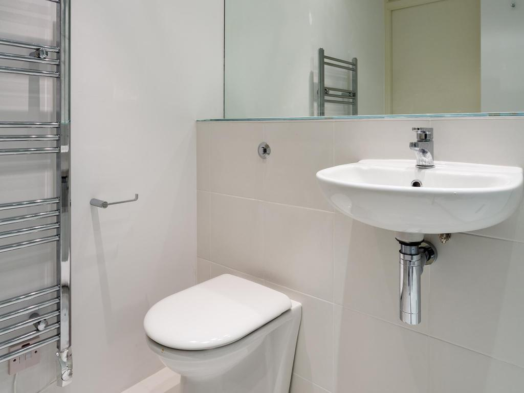 حمام Veeve  2 Bed Flat Valiant House Battersea