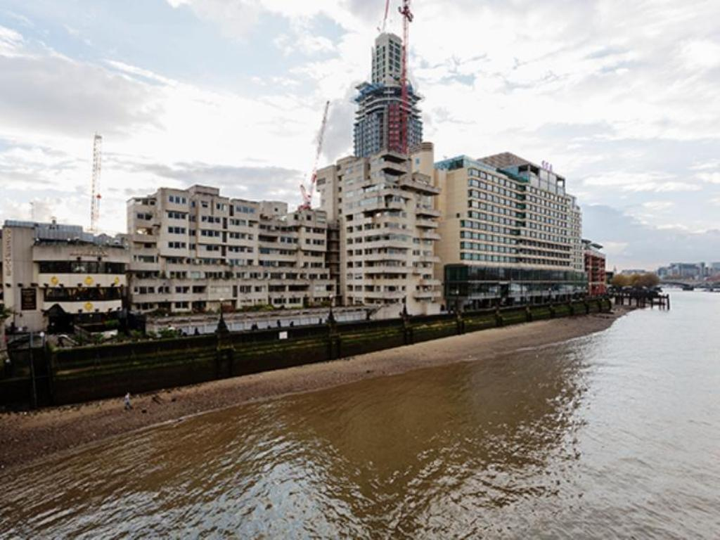 Výhled Veeve City 1 Bed On The River Thames Blackfriars (Veeve  City 1 Bed On The River Thames Blackfriars)
