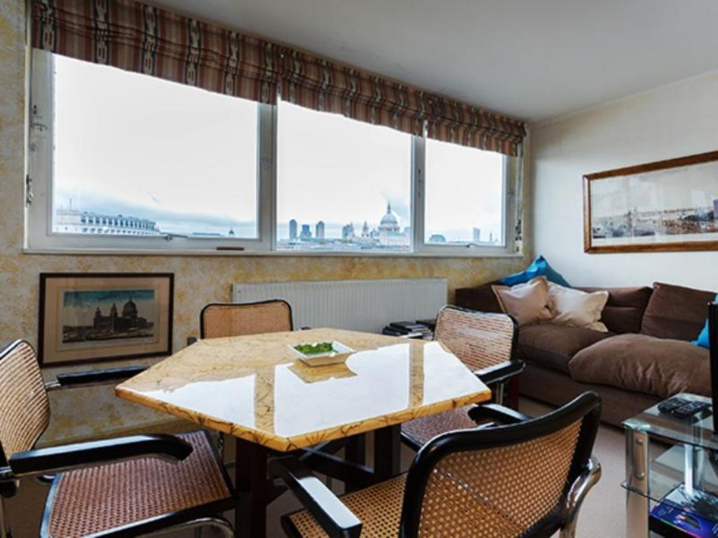 Interiér Veeve City 1 Bed On The River Thames Blackfriars (Veeve  City 1 Bed On The River Thames Blackfriars)