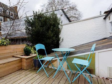 Балкон/терраса Veeve  Delightful 3 Bed Mews House Pembridge Mews Notting Hill