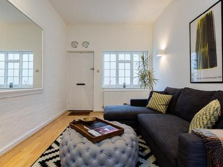 Интерьер Veeve  Delightful 3 Bed Mews House Pembridge Mews Notting Hill