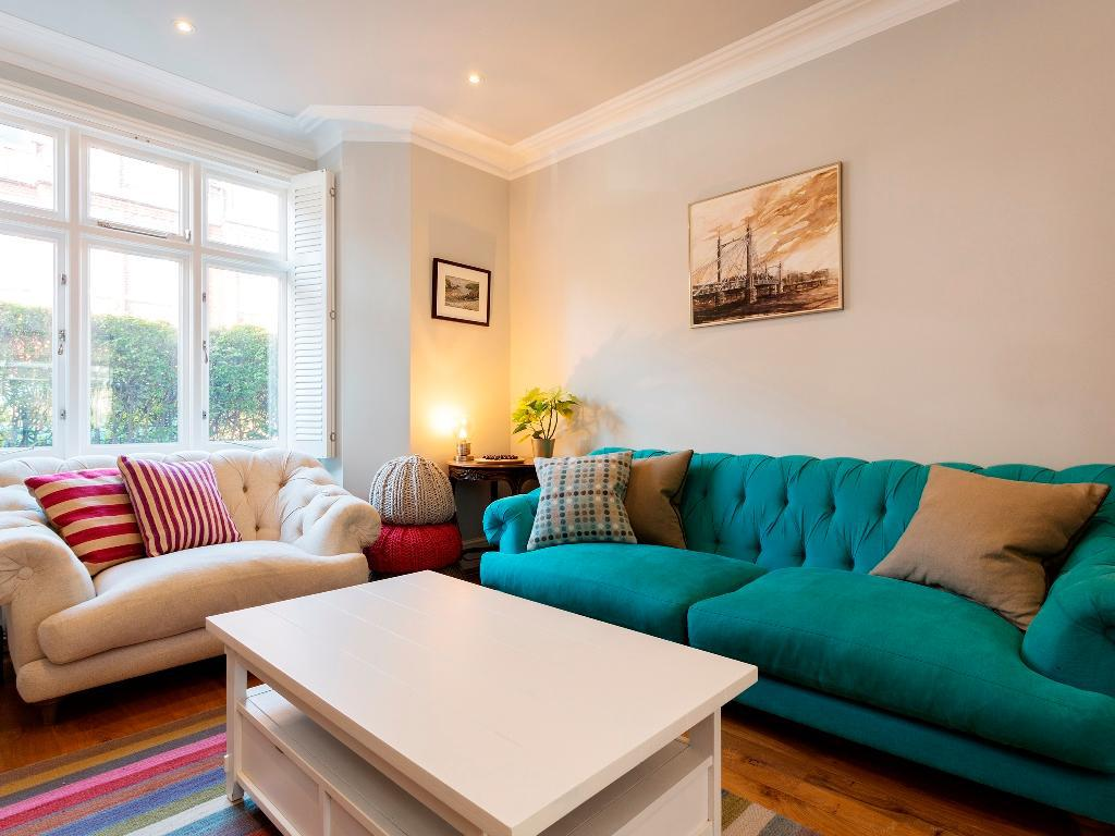 Interiér Veeve Stylish 4 Bed Family Home On Lisburne Road Hampstead (Veeve  Stylish 4 Bed Family Home On Lisburne Road Hampstead)
