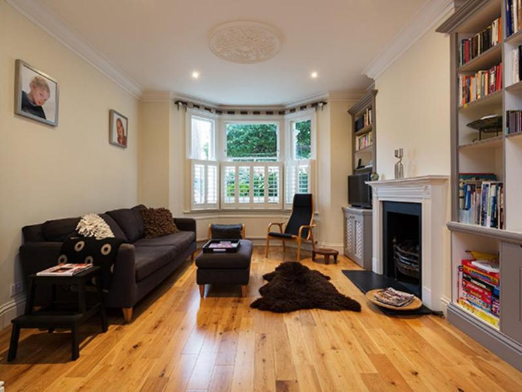 Interior view Veeve  3 Bed 3 Bath Family Home Langthorne Street Fulham
