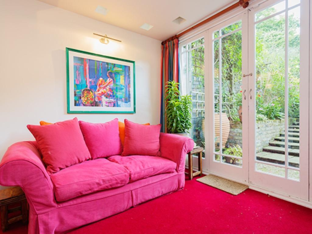 Interiér Veeve 4 Bedroom Classic Devonia Road Islington (Veeve  4 Bedroom Classic Devonia Road Islington)